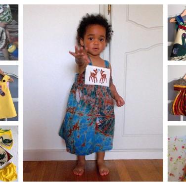 vestidos para bebé - baby girl dresses