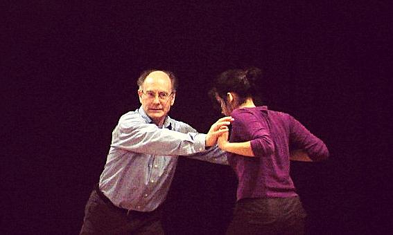 Curso de Especialização Profissional em Teatro do Gesto - com Norman Taylor