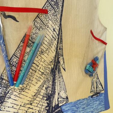 Barcos Grande bolsos