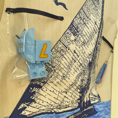 Barcos Mini Bolsos