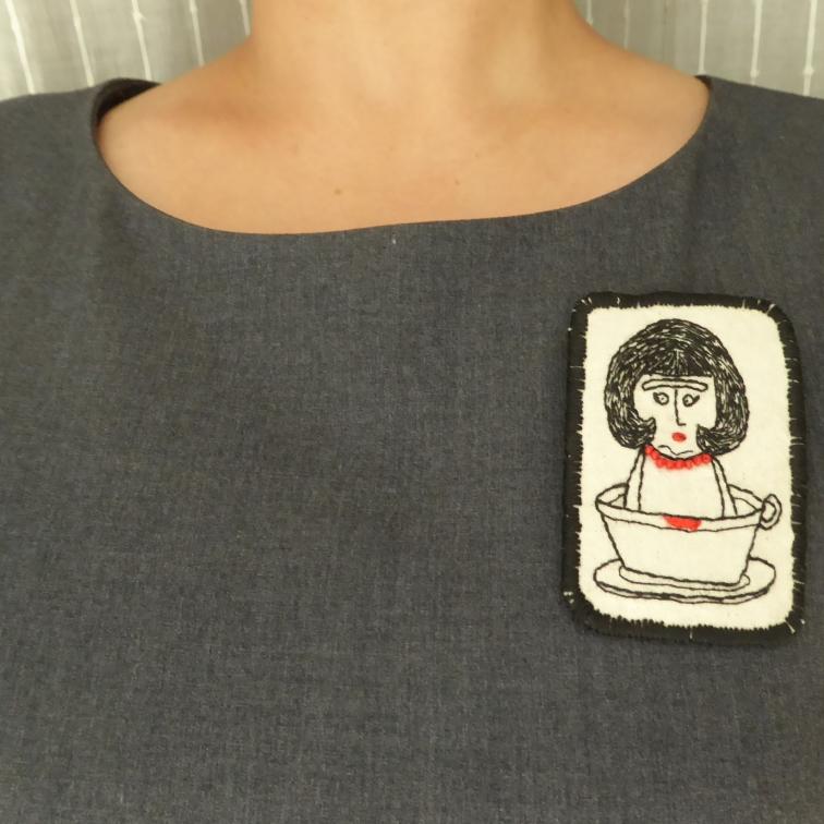 Tea Lady 2