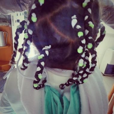 cabelo de medusa