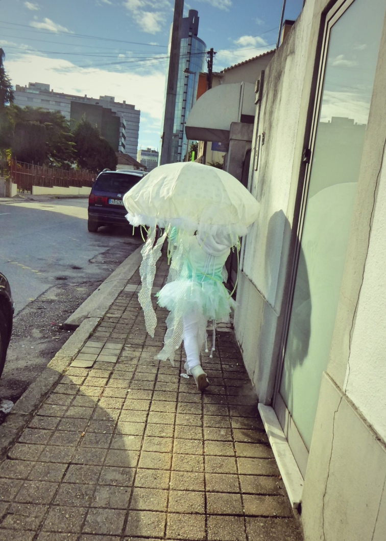 alforreca pela rua
