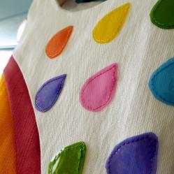 Vestido Arco-Íris 3