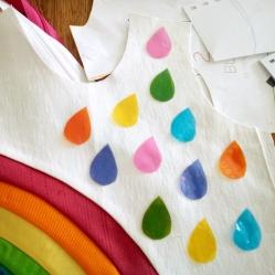 Vestido Arco-Íris 3a