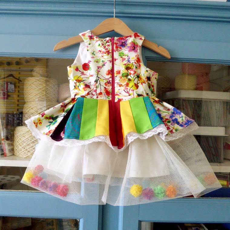 Vestido Arco-Íris 5